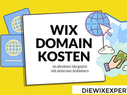 Wix Domain Kosten | was kostet mich eine Wix Domain nachdem mein Gutschein abgelaufen ist