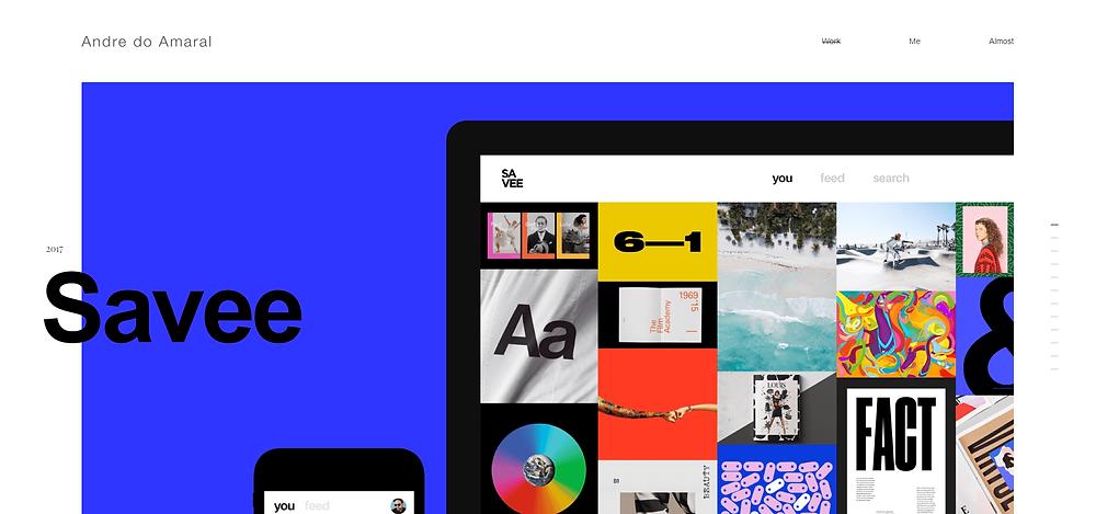 Typography als Designelement