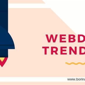 Webdesign- Trends für 2019