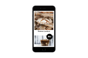 Bespiel  responsive Webdesign Bäcker Borinawebsolutions