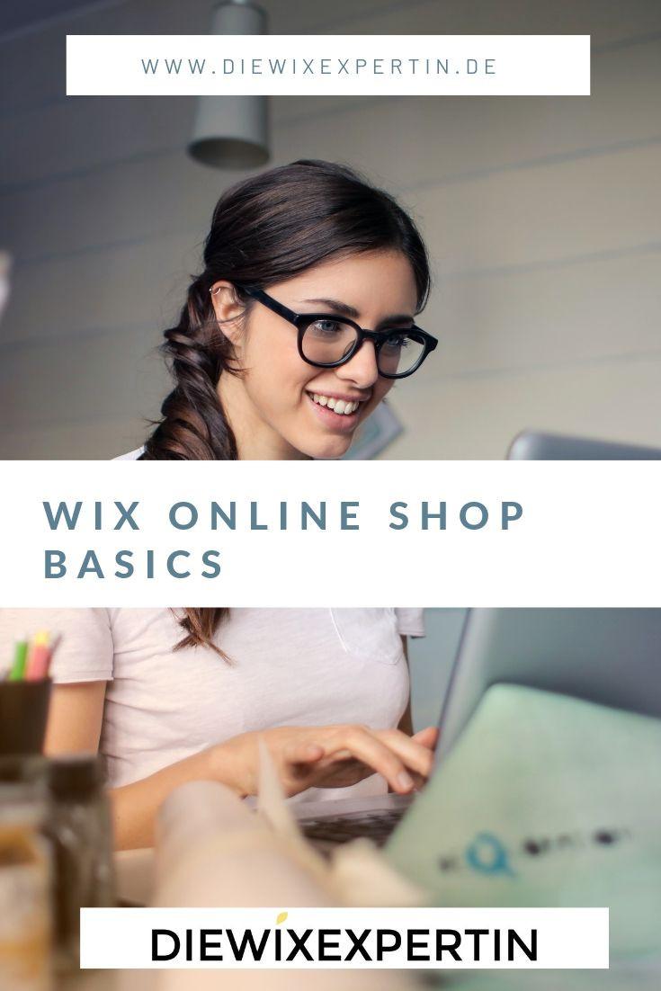 Wix Online Shop Basics