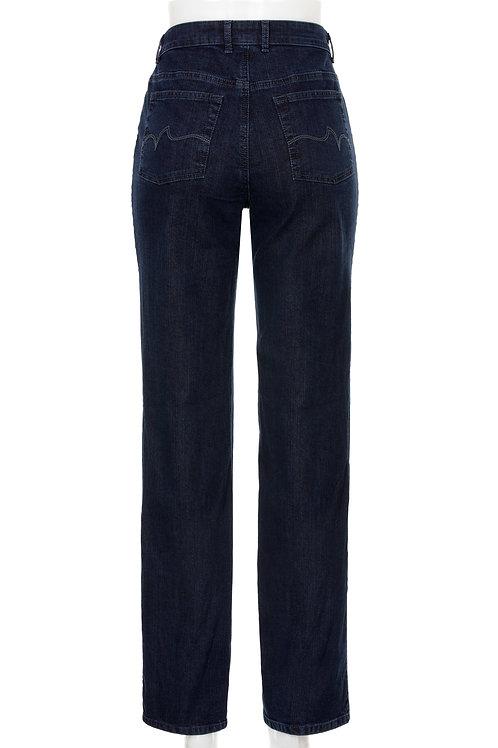 Jeans LUNA Feminine Fit – dark blue / Stretch Denim
