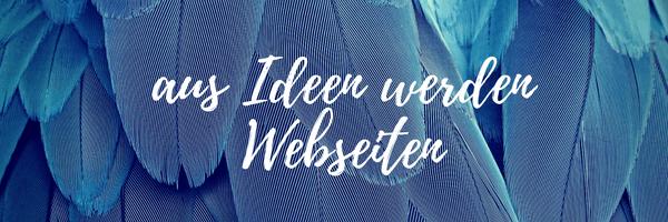Borina Websolutions aus Ideen werden webseiten