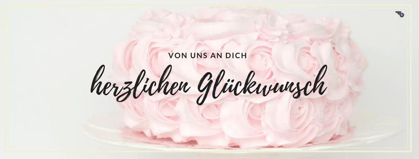Ecommerce shop kunden Gutschein Geburtstag beispiel