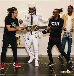 Dancehall master world battle