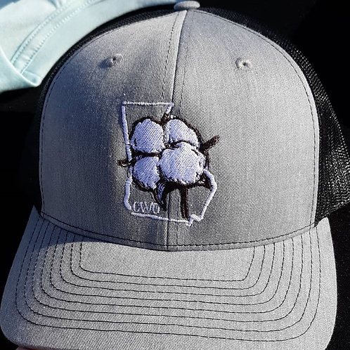 Creekwater Outfitters Cotton Georgia Hat