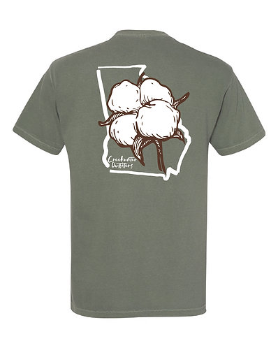 Creekwater Outfitters Georgia Cotton