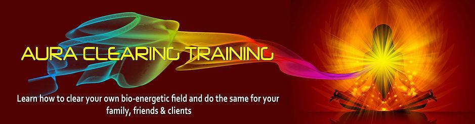Aura Clearing Training