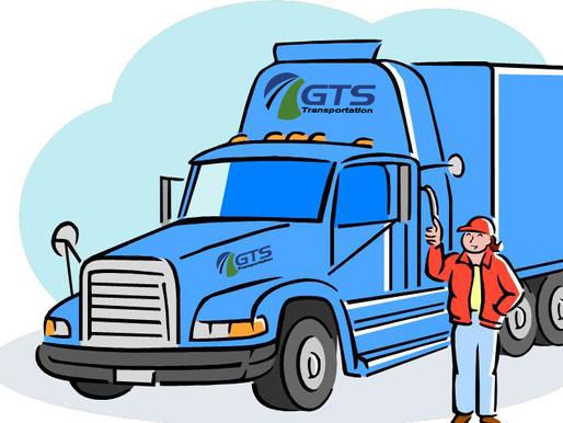 GTS Transportation запрошує на роботу CDL водіїв класу А