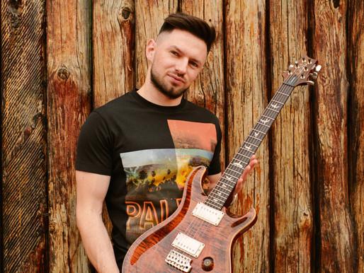 ПРЕМ'ЄРА! Гітарист Орест Галицький розпочав сольну кар'єру і презентував дебютний кліп