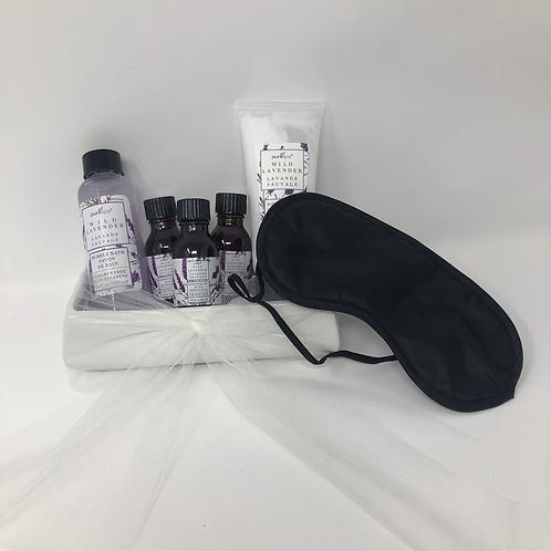 Lavender Bath Item
