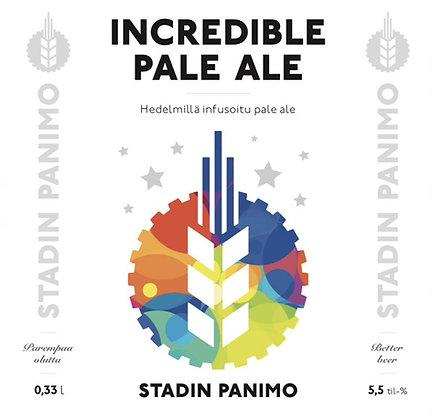 Incredible Pale Ale