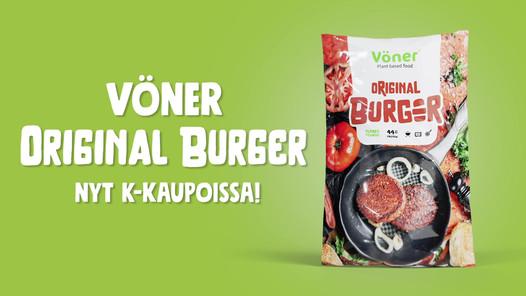 Vöner - Original Burger