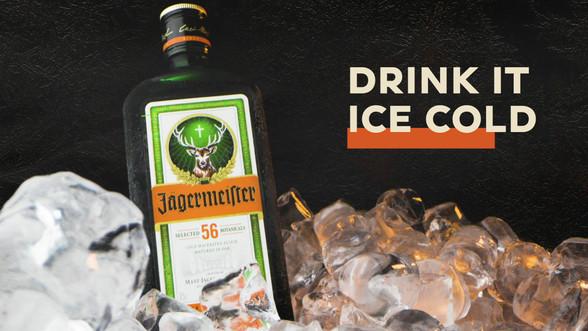 Jägermeister Ice Cold