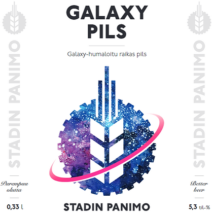 Galaxy Pils