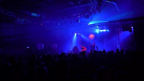 Danceteria The Big Circus