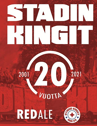 Stadin Kingit 20v juhlaolut