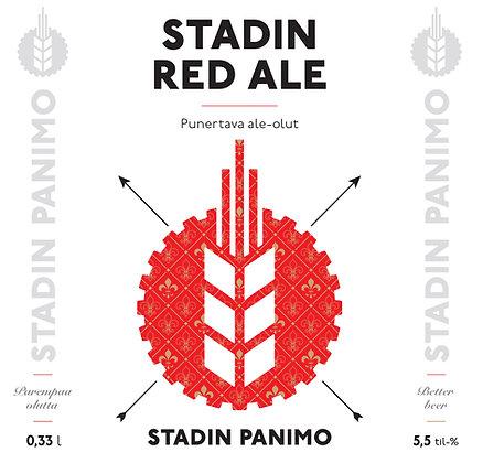 Stadin Red Ale 5,5%