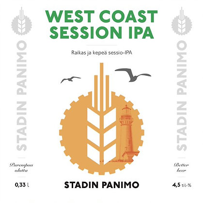 West Coast Session IPA