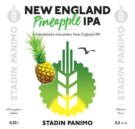 New England Pineapple IPA