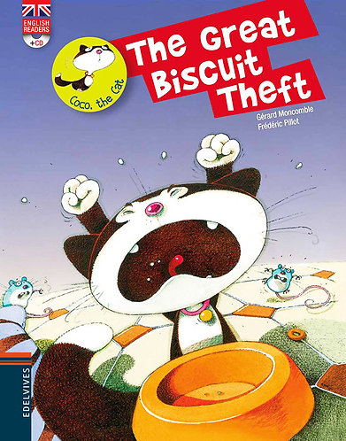 THE GREAT BISCUIT THEFT - Inglés
