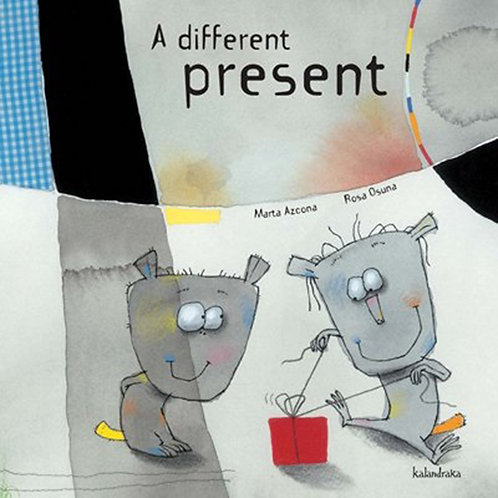 A DIFFERENT PRESENT - Inglés