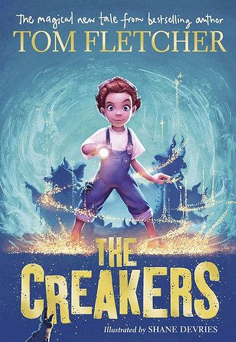 THE CREAKERS - Inglés
