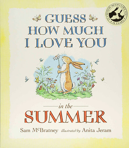 GUESS HOW MUCH I LOVE YOU... IN THE SUMMER- Inglés