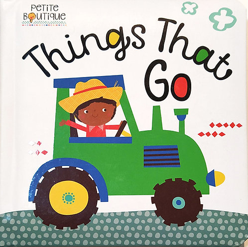 THINGS THAT GO - Inglés