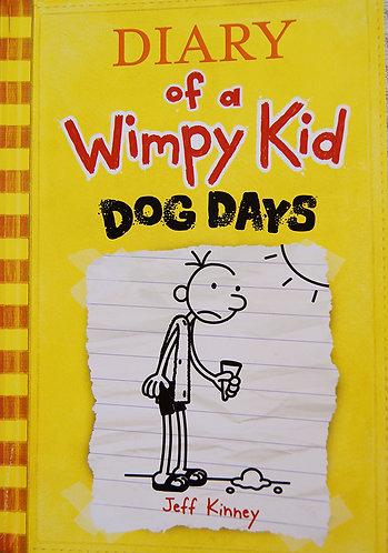DOG DAYS (Diary of a Wimpy Kid) - Inglés