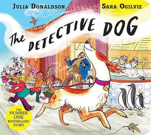 THE DETECTIVE DOG - Inglés