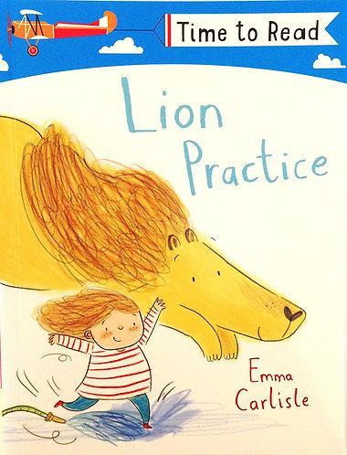 LION PRACTICE - Inglés
