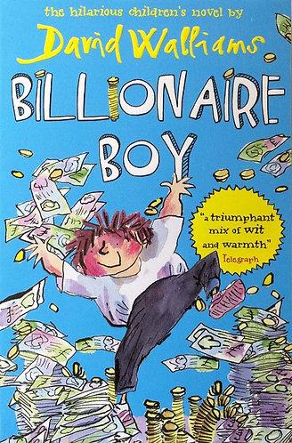 BILLIONAIRE BOY - Inglés