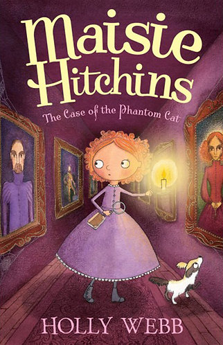 MAISIE HITCHINS AND THE CASE OF THE PHANTOM CAT - Inglés