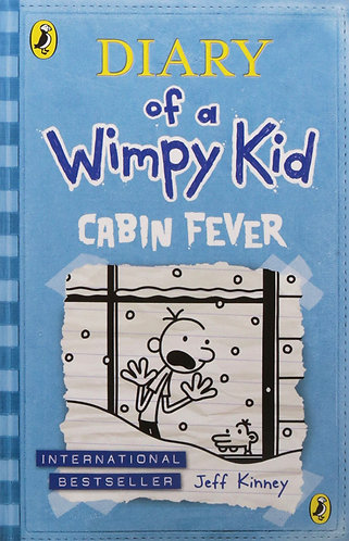 CABIN FEVER (Diary of a Wimpy Kid) - Inglés