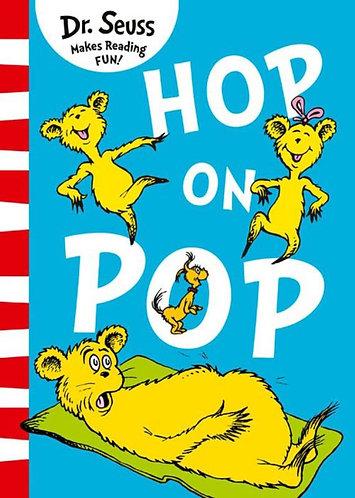 HOP ON POP (DR. SEUSS) - Inglés