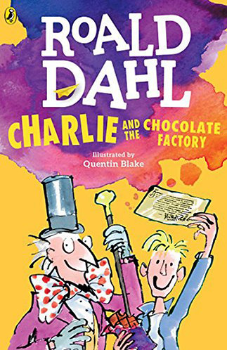 CHARLIE AND THE CHOCOLATE FACTORY - Inglés