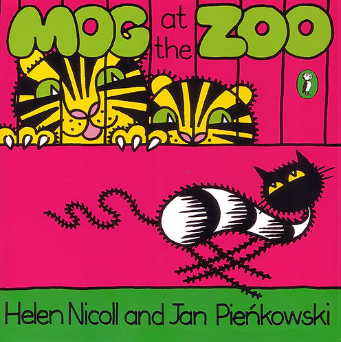 MOG AT THE ZOO - Inglés