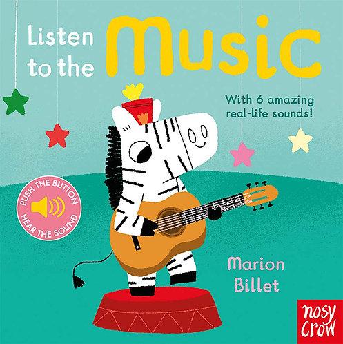 LISTEN TO THE MUSIC - Inglés