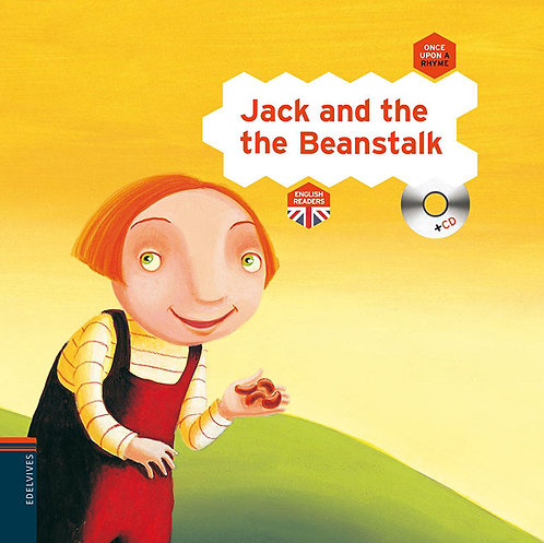 JACK AND THE BEANSTALK + CD - Inglés