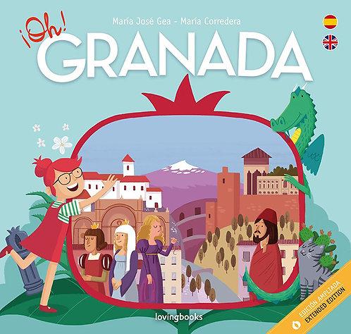 ¡OH¡ GRANADA - Bilingüe