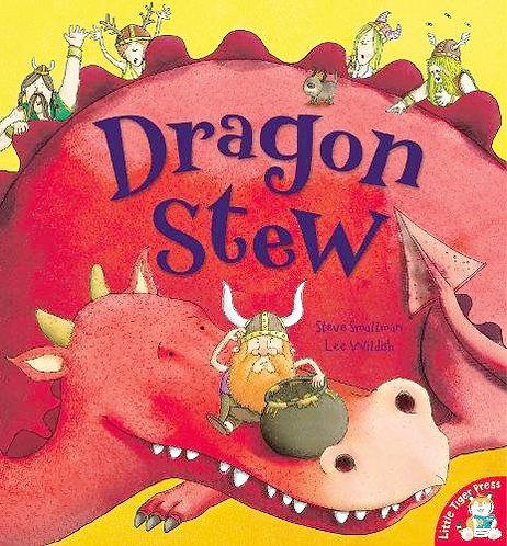 DRAGON STEW - Inglés