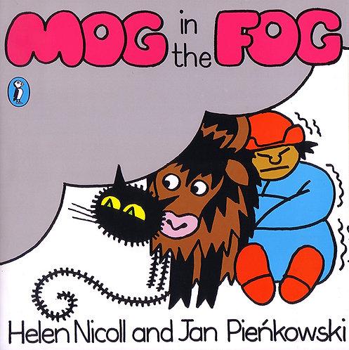MOG IN THE FOG - Inglés