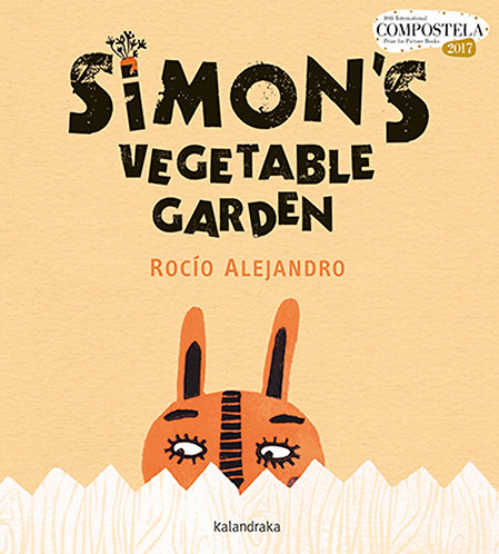 SIMON´S VEGETABLE GARDEN - Inglés