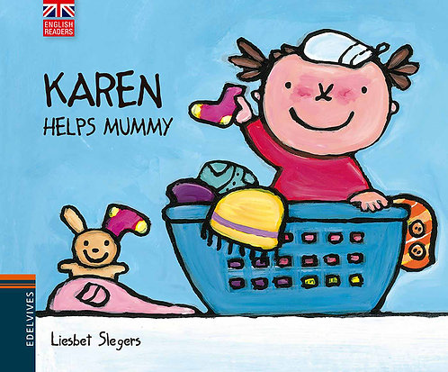KAREN HELPS MUMMY - Inglés