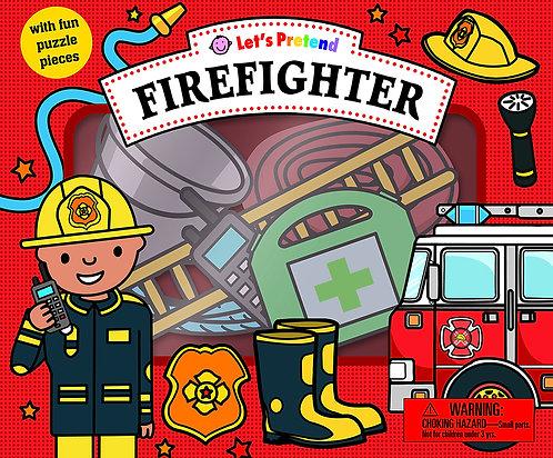 LET´S PRETEND FIREFIGHTER- Inglés