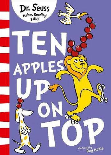 TEN APPLES UP ON TOP (DR. SEUSS) - Inglés