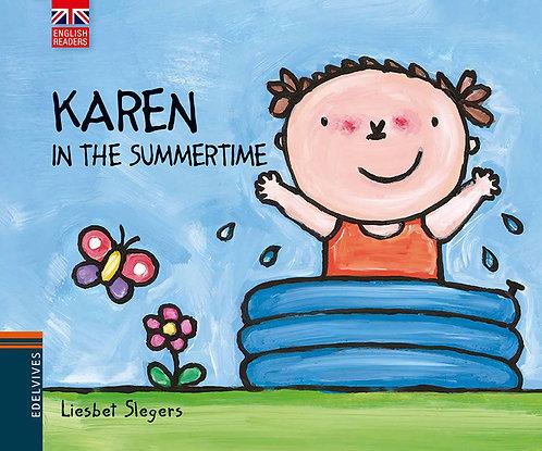 KAREN IN THE SUMMERTIME - Inglés