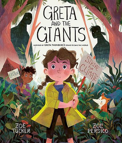 GRETA AND THE GIANTS - Inglés