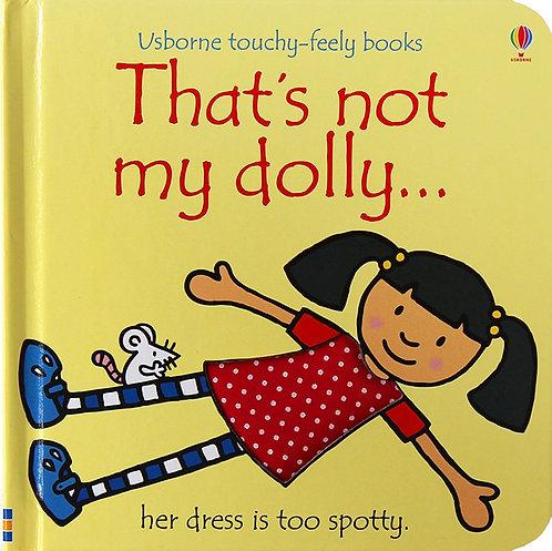 THAT´S NOT MY DOLLY - Inglés